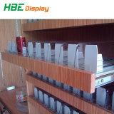 Durable Supermarket Acrylic Plastic Shelf Cigarette Pusher