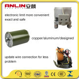 OEMデザインのための銅線AC500kgの電子限界のローラーシャッターオペレータ