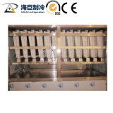 Cer-anerkanntes Nugget-AusgangsBingsu Eis-Maschinen-Würfel-Hersteller-Tellersegment
