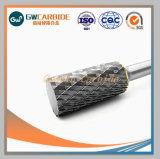 Rebarbas rotativo de carboneto de tungsténio fundido Rebarbas