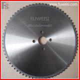 서멧 TIP Circular Saw Blade 285 x 2.0 x 1.7 x Steel Bar Cutting.를 위한 32 X 80t