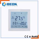 termóstato elegante grande de la pantalla táctil del aparato electrodoméstico 16A
