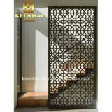 内部の装飾的なステンレス鋼レーザーの切口部屋ディバイダ