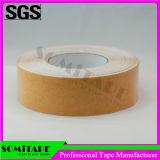 Somitape Sh907 Segurança-Anda fita antiderrapante do amarelo elevado da tração no assoalho