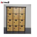 Panneau stratifié Compact Multi porte étanche et ignifugé casier de stockage