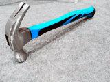 Молоток с раздвоенным хвостом XL0005-2 с ручкой и умеренной ценой 2 цветов резиновый