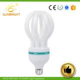 La moitié de lampe à économie d'énergie Ampoule spirale 25W 8000h