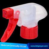 28/410 aerosol plástico del disparador para la limpieza