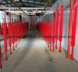 El cilindro hidráulico para estéreo garaje