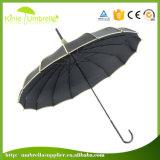 Европейский популярный зонтик формы Pagoda нервюр венчания 16