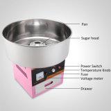 カートの立場との電気綿菓子機械ピンク