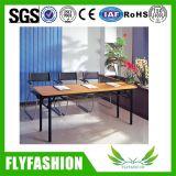 판매 (SF-10F)를 위한 싼 가격 사무용 가구 나무로 되는 훈련 테이블