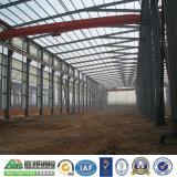 Taller prefabricado del marco de acero de la alta calidad