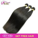 工場価格の自然なバージンのRemyのペルーの人間の毛髪の拡張