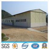 Camera totale prefabbricata per il progetto del cantiere