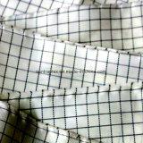 Uniform를 위한 높은 Quality Polyester 210t Check Conductive Taffeta Fabric