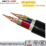 Preis des kupfernen Kabel-4X25 pro Messinstrument