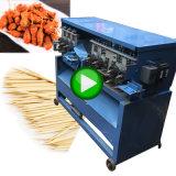 Chaîne de production bâton en bois en bambou de BBQ d'encens de baguettes de cure-dent des prix faisant la machine