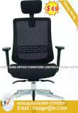 Presidenza esecutiva della maglia del gestore blu di colore (HX-8NC197C)