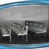 Hot Feux de barre d'angle en acier galvanisé de matériaux de construction
