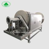 Le traitement des eaux de la séparation Solid-Liquid alimentation interne du tamis du filtre à tambour rotatif