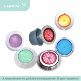 Laswim LED 편평한 플라스틱 수영장 빛