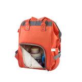 Handbags Waterproof Travel Mummy女性赤ん坊の変更の送り装置のおむつのおむつのバックパック袋