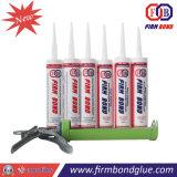 La construcción de punto muerto el uso de adhesivo sellador de silicona (FBSN90)