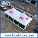 шатер венчания рамки алюминия 6X12m для напольного случая