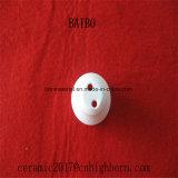 95%Al203 de ceramische Houder van de Lamp van het Porselein