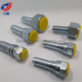 26711 Fitting Jic Female 74 Degree Cone Seat Pipe Fitting Swivel Hydraulic Crimping Hose Fitting