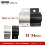 Arbeits-heller Stab der 49mm~54mm Universalitäts-LED hängt Schelle-Bull-Stab-Halterungen ein (SG003)