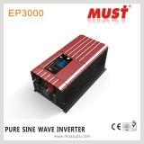 Maufacturer genuíno 1kw ao inversor puro da potência de onda do seno 6kw