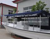 Boot 7.6m van Panga van Liya 25FT de Vissersboten van de Tonijn van de Vissersboot van de Glasvezel voor Verkoop