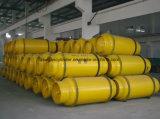 Amoníaco anhidro - gas del amoníaco 50kg en los cilindros soldados acero 100L
