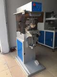 Machine d'impression chaude de garniture de cuvette d'encre de couleur de la vente une
