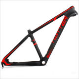 blocco per grafici della bicicletta del carbonio T800 Mountian di 15.5inch 16.5inch 17.5inch 26er 27.5er