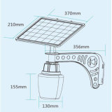 12W太陽街灯の価格の25W太陽電池パネル