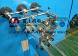 Double Twist Buncher Bare Copper Wire Bunching Twister Machine with Computer Control