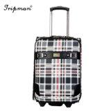 [نو مودل] إشارة [بو] جلد عجلة حقيبة سفر حامل متحرّك حالة
