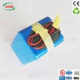 Paquete recargable caliente 12V 30ah de la batería de litio para la batería solar