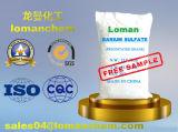 Sulfato de bario precipitado/Baso4 para farmacéutico, electrónico