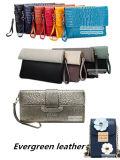 Горячий мешок муфты фирменного наименования портмон женщин кожи конструкции и бумажников сумки (EMG4134)