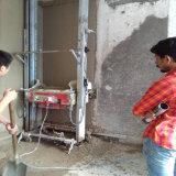 De auto Fabrikanten van de Machine van de Verf van de Nevel Motar in China met auto-Plaatst systeem