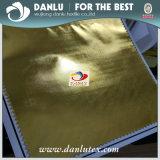 210t tafetán Estampado en Caliente de lámina de oro para la fotografía paraguas