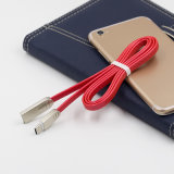 Tv cabo Micro USB liga de alumínio de favo de alimentação para o Tipo C