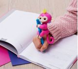 O 2017 Última populares alevinos interactiva inteligente Monkey para brinquedos