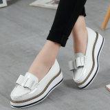Schoenen srx0907-1 van de Tennisschoen van het Leer van de Vrouwen van de manier Toevallige (17)
