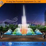 Fontaine légère colorée espagnole de la fontaine DEL
