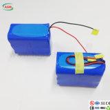 De Batterij van het Lithium van het Pak van de Batterij 4400mAh van Icr18650 11.1V